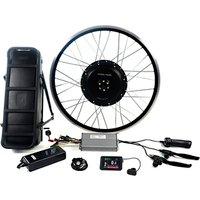 Greenpedel 48V electric bicycle e bike conversion kit 1000W