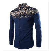Discount walson Latest Style Fashion Dress Shirts For Man