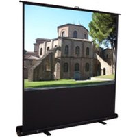4K HD Portable Floor Rising Screen 60inch 16:9 Fabric Glass Material Pull Up Projector Screens For  Office