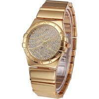 MissFox Female Watches Women Wrist Luxury 2019 Hot ladies stainless Gold Miss Fox Famous Brands With Logo Fashion Casual Watches