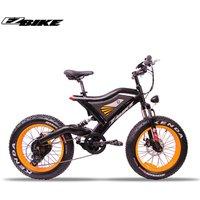48v cheap fat tire mountain electric bike for kids