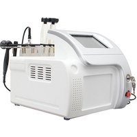 portable antiaging Radiofrequency cavitation monopolar bipolar rf face beauty machine