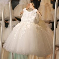 Flower Girl Dresses kids Party wedding dress Birthday Party Clothes for Children