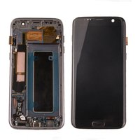 mobile phone Lcd For Samsung Galaxy S7 Edge LCD Touch Screen Display Digitizer Assembly For Samsung G935 G935F LCD