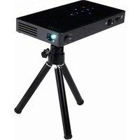 Portable Mini DLP LED smart Projector P8