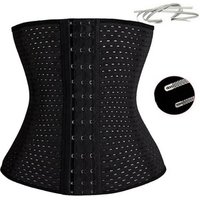 3000 Womens Waist Trainer Cincher Underbust Corset Tummy Control Body Shaper Slimming Belt