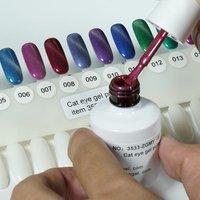 Missgel manufacture oem private label 3d magic cat eye gel nail polish