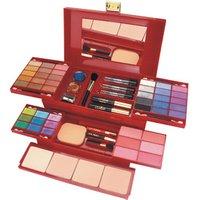 LCHEAR brand magic multifunction Eyeshadow lipgloss blusher face Powder makeup kits for girls