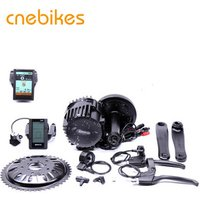 Bafang mid drive system BBSHD BBS03 Bicycle Electric Kit 48V 1000W Mid Drive Motor Conversion Kit With 18650 li-ion battery