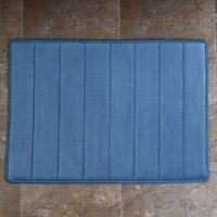 Microfiber baby bathroom non slip diatomite floor mats set chenille waterproof anti slip memory foam bath mat