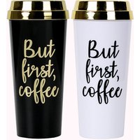 Free ShippingS Items Double Wall Clear Tumbler Cups Coffee Mug With Custom Logo