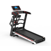 'Gym Equipment Running Machine Electric Folding Fitness Tapis Roulant Home Use Walking Treadmill