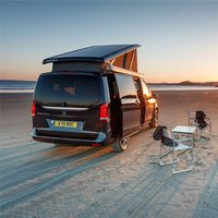 High quality suv roof top lightweight automatic car tent