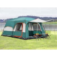 New Design Camping Beach Shelters Large Tent  Camping 6 Person Family