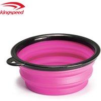 'Best Selling Personalized Foldable Tpe Silicone Feeding Food Dog Bowl