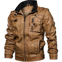 Italian Airbag Nerve Advanced Experience Motorcycle Riding Leather Jacket