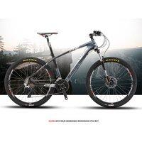 SAVA newest wholesale mountain bicycle 27.5 inch high carbon fiber frame 30 speed racing MTB bike