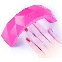 2019 new portable 9w mini uv led nail dryer gel lamp light for gel nails curing