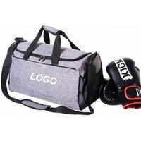 Ecofriendly sport gym duffel bag waterproof dry oxford big travel sport tote bag