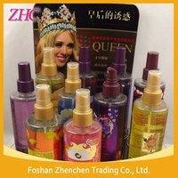 High quality deodorant body spray perfume wholesalers in uae dubai, Refreshing fragrance body mist 300ml For Women