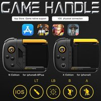 Free Ship CapAir WASP One-handed Gamepad Physical Connection CapAir Mapping Joystick for PUBG Mobile Game Controller for iPhone