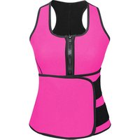 Girl Dress Colorful Slimming Waist Trainer Corset Black Blue Pink Waist Trainer For Yoga