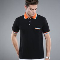 Manufacturer clothing wholesale mens polo shirt fabric logo custom dry fit polo shirt overalls