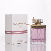 Factory Supply Wholesale Luca Bossi Perfume 100ml Glamour Love Fragrance for Women