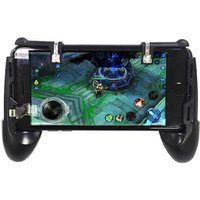 Universal Game Gamepad For Mobile Phone Game pad Controller Shooter Trigger Fire Button 5.5-6.4 inches