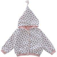3491/Autumn double-faced cardigan coat baby jacket