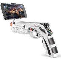 PG-9082 Bluetooth Gamepad Shooting AR Gun Joystick for Android iOS Phone PC AR Game Controller ipega