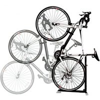 HS-T014C  bicycle accessories bike display rack vertical cycle parking stand from factory