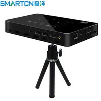 Mini Projector P10 DLP 1080p Smart Octa Core Mobile Phone Android Wifi  4K Projector for Home