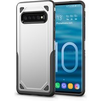 Shockproof Hybrid Armor Rugged Mobile Cell Phone Cover Case For Samsung S9, For Samsung Galaxy S10 Case