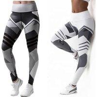 Sublimation printing fitness wear leggings girls tight pants custom yoga pants