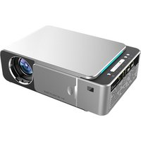 T6 3500 Lumens HD Portable LED Projector 1280*800 HD Video Projector USB VGA HDMI for Home Cinema
