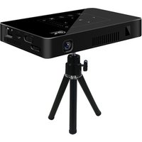 DLP Style 4k full HD mini portable projector 1080p mobile phone projector for home use