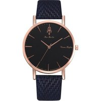 2018 Newest Casual Black Dial Fashion China Quartz Watch Leisure Sports Design Fashion Lady Wristwatch