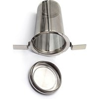 Coffee Tea Accessories Stainless Steel Bilateral Handle Tea Filter Use For Water Ingredients Soup/ Hot Pot/ Herbs /Filtered Tea