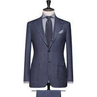 Full canvas slim pattern bespoke mens suit,custom tailor made suit 2 PIECES