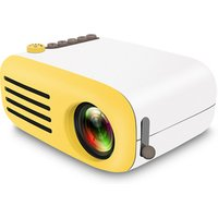 New YG-200 Home Family Outdoor Portable LCD LED Micro Mini Beam Tiny Pocket Projector for Office with HDMI USB AV Input