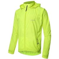 Men and Women Cycling Running Jacket Windproof Water Resistant Breathable Lightweight Softshell