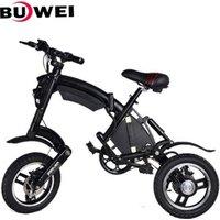 Outdoor Sports 250W Brushless Motor Electric Bicycle,E Bike,Folding Electric Bike