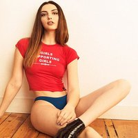 Womens Letter Crop Top Short Sleeve T Shirts Women Brand New Casual Tee Tops Summer Female T Shirt Cute Cropped Top