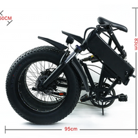 Bafang 48V 1000W BBSHD Mid Motor 20 inch Folding Snow Fat Electric Bicycle tire 20x4.0  Ebike Professional Hydraulic Disc Brake