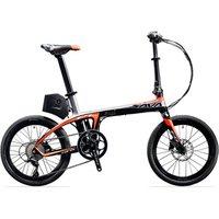 new fashion folding electric bike 500w light electric bike folding carbon frame electric folding scooter