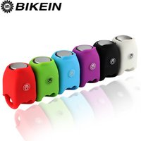 Cycling Loud Bike Electric Bell 6 Sounds Modes Alarm Bell Warning Safety 120 dB Electric Horns Handlebar Ring Bell For Bicycle