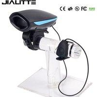 Jialitte B033 super loud 140 decibel electric speaker outdoor alarm speaker USB charging led bicycle headlights