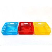 high quality plastic storage basket