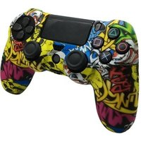 'For Playstation 4 Controller Silicone Skin Cover